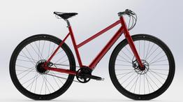 Desiknio Pinion Electric Bike      CLASSIC COMFORT