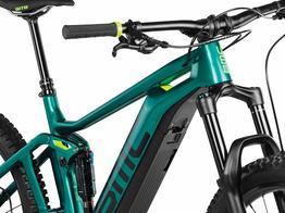E-Bike-spezifisches Rahmengeometrie  Auf die besonderen Bedürfnisse von E-Mountainbikern abgestimmt, um eine echtes Mountainbike-Erlebnis zu ermöglichen., Beispielbilder, ggf. teilweise mit Sonderausstattung