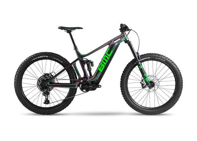 BMC Mountainbike E-MTB Trailfox AMP - SX TWO (2020)