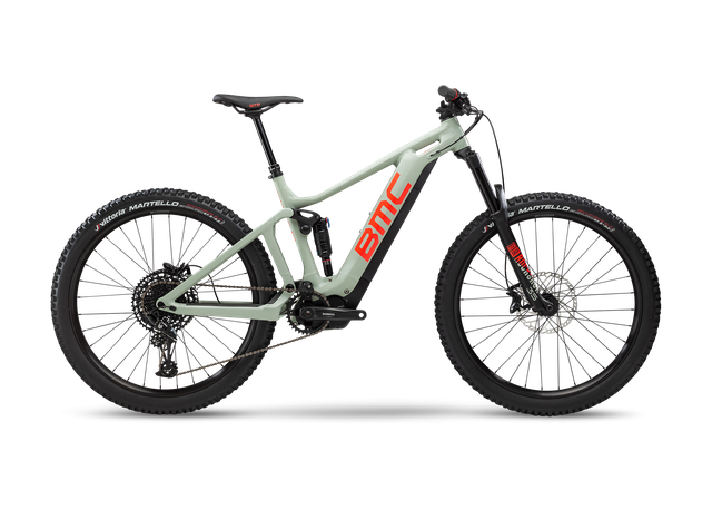 BMC Mountainbike E-MTB Trailfox AMP - TWO (2020)