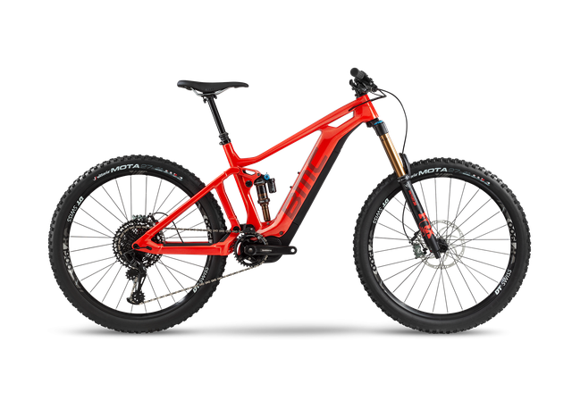 BMC Mountainbike E-MTB Trailfox AMP - SX ONE (2020)