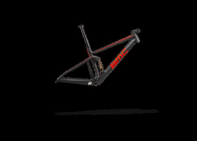 BMC Mountainbike XC Fourstroke 01 - FRS - Frameset (2020) // leider ausverkauft!