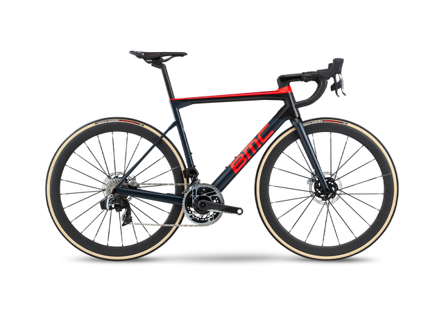 BMC Rennrad Altitude-Series Teammachine SLR01 - Disc ONE mit SRAM RED eTAP AXS (2020)