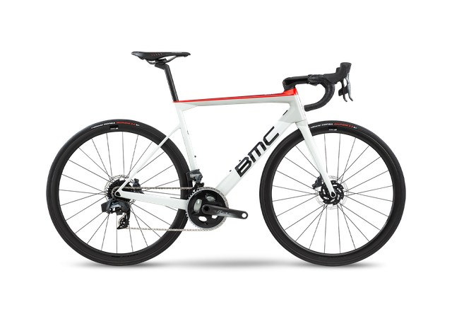 BMC Rennrad Altitude-Series Teammachine SLR01 - Disc THREE mit SRAM Force AXS (2020)