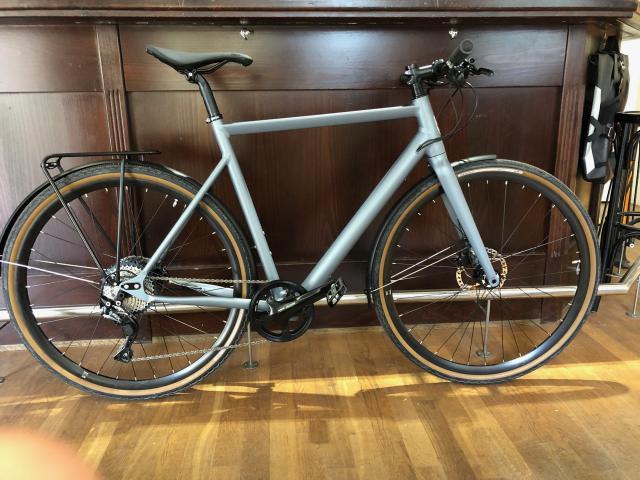 Desiknio 11speed Electric Bike - Urban Ausstellungsrad, Größe L, iron grey, sofort verfügbar!