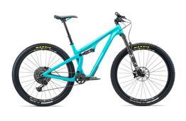 Yeti SB100 Cross-Country-Mountainbike 2020, Beispielbilder, ggf. teilweise mit Sonderausstattung