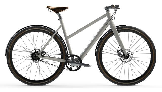 Desiknio Singlespeed Electric Bike - CLASSIC COMFORT
