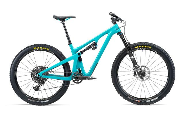 YETI SB130 - C-Series Lunch Ride - mit SRAM GX Eagle (2020)