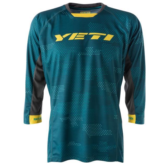 YETI Bekleidung - Enduro Jersey - 3/4-Arm-Trikot Größe XL, sofort verfügbar.