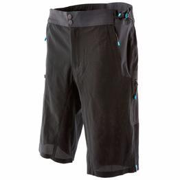 YETI Bekleidung      Turq Dot Air Short - Mountainbike-Hose Größe XL, schwarz, sofort verfügbar.