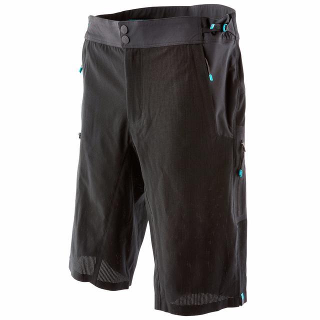 YETI Bekleidung - Turq Dot Air Short - Mountainbike-Hose Größe XL, schwarz, sofort verfügbar.