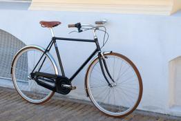 Bella Ciao Corvo Citta Donna Urban Bike Herren, Beispielbilder, ggf. teilweise mit Sonderausstattung