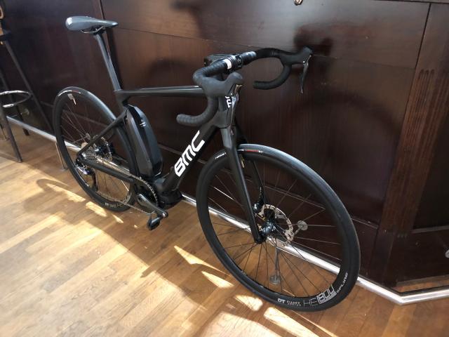BMC Alpenchallenge AMP Road One Finest-Bikes-Individualaufbau (FBI-Edition)