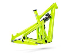 Yeti SB150 - Modelljahr 2020 - grün (verde) - Frameset
