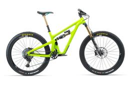 yeti SB150 - Modelljahr 2020 - Limitierte Farbe grün (Beispielbild zeigt SB150 T2)