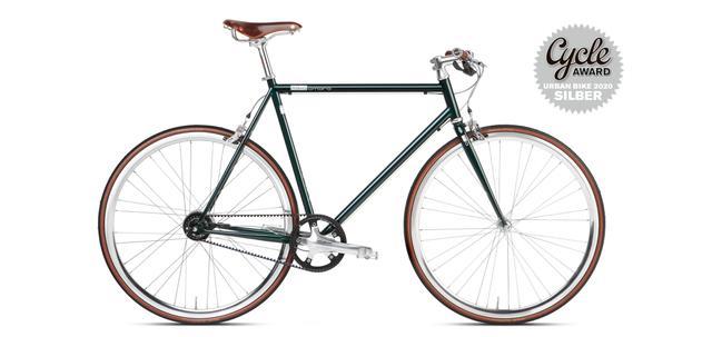 Mika Amaro Emerald Green Urban Bike 2020
