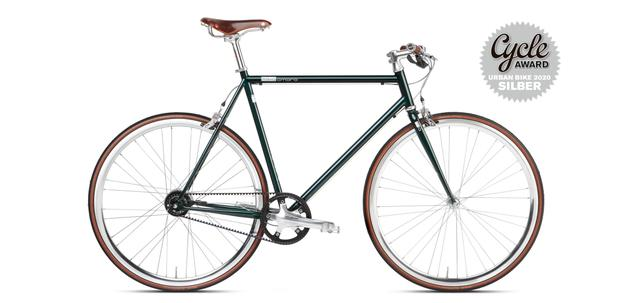mika amaro emerald green - 8-Speed Limited Edition -