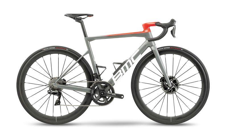 BMC Teammachine SLR01 - Modelljahr 2021