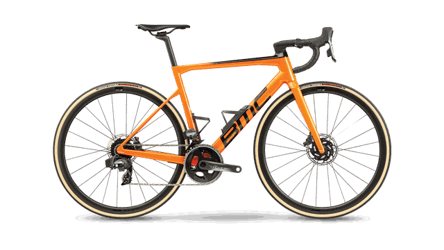BMC Rennrad Altitude-Series Teammachine SLR01 - THREE mit SRAM Force eTap AXS (2021)