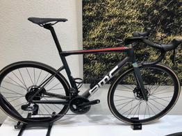 BMC Teammachine SLR01 ONE - Rennrad - Modelljahr 2021 - irsierende Farbe: