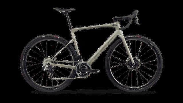 BMC Rennrad Endurance Roadmachine 01 - ONE mit SRAM Red AXS (2021) Größe 56, sofort