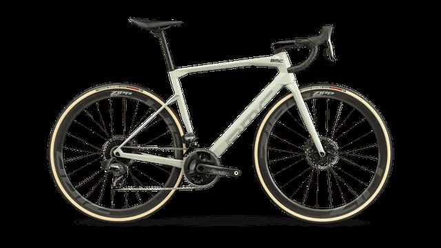 BMC Rennrad Endurance Roadmachine 01 - THREE mit SRAM Force eTAP AXS (2021) Größe 58 - sofort verfügbar!