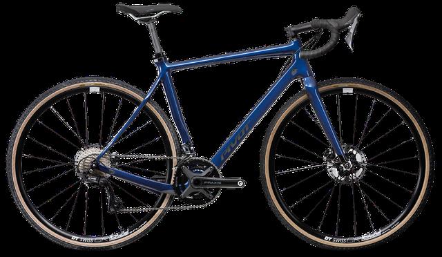 PIVOT Vault - PRO GRX - 700 C (2021) Größe: Large, Farbe Deep Metallic Blue