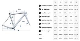 Rahmenset - Geometrie Pivot Vault, Beispielbilder, ggf. teilweise mit Sonderausstattung