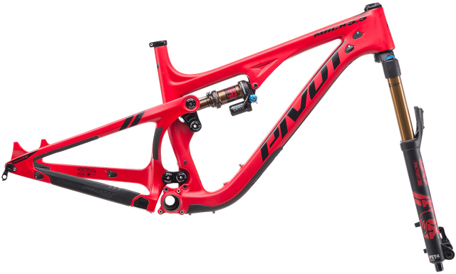 PIVOT MACH 5.5 - Carbon Frame KIT (2021)
