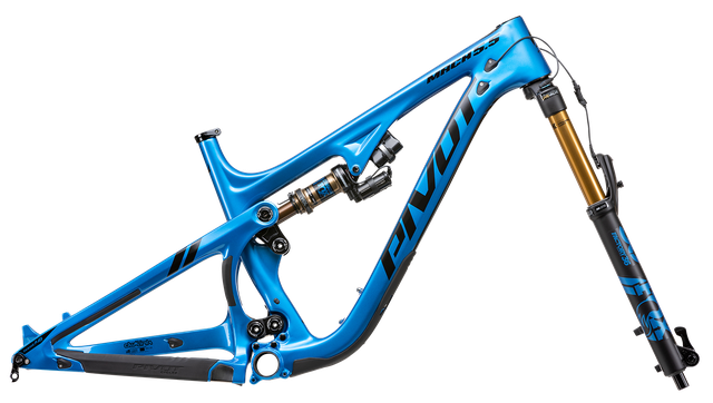 PIVOT MACH 5.5 - Team Frame Kit w/ Fox Live Valve (2021)