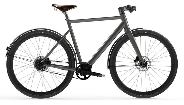 Desiknio Pinion Electric Bike - CLASSIC LTD