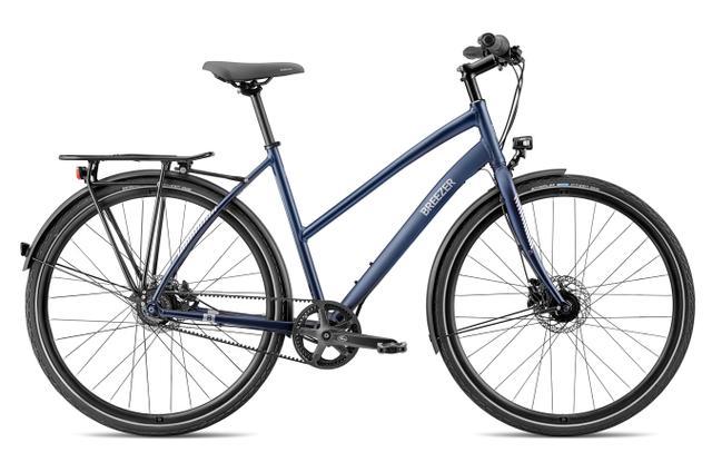 Breezer Urbanbike - Beltway - 8  ST (2021) Voraussichtlich lieferbar ab KW 39 2021