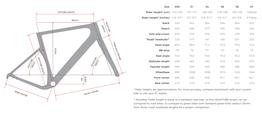 3T Exploro Max Gravelbike Geometrie, Beispielbilder, ggf. teilweise mit Sonderausstattung