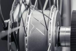 Schindelhauer Antonia mit leichtem kleinem Mahle-E-Bike-Motion-Motor, Beispielbilder, ggf. teilweise mit Sonderausstattung
