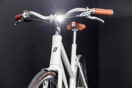 Lightskin Lenker mit integriertem Licht, Beispielbilder, ggf. teilweise mit Sonderausstattung