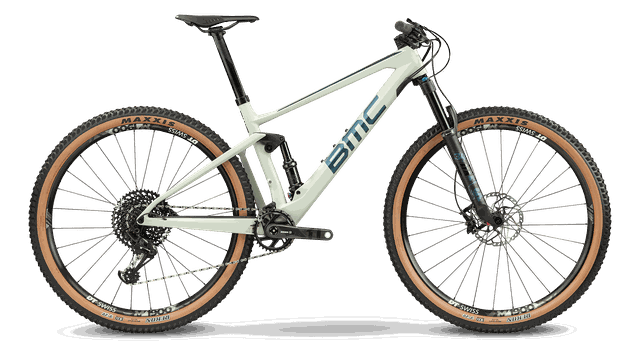 BMC Mountainbike XC Fourstroke 01 - LT TWO mit SRAM GX Eagle (2021)