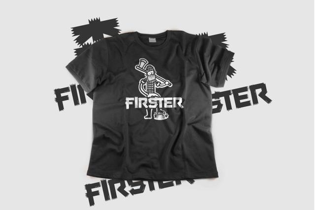 FIRSTER T-Shirts - BIG BEAR