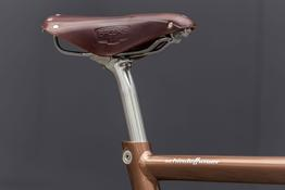 Schindelhauer Ludwig - Nougat Edition - Urban Bike 2021, Beispielbilder, ggf. teilweise mit Sonderausstattung