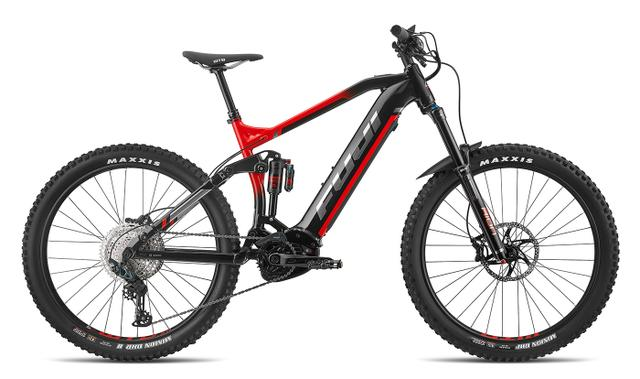 Fuji E-Mountainbike - Blackhill - Evo 27,5  1.3 (2021)