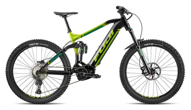 Fuji E-Mountainbike - Blackhill - Evo 27,5  1.5 (2021) #Leider ausverkauft!