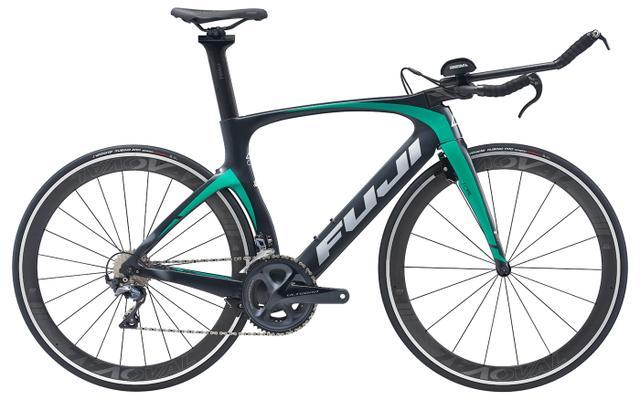 Fuji Triathlon-Rennrad Norcom - Straight 2.1 (2020)