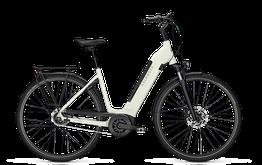 Kalkhoff Elektrofahrrad - Citybike Image      3.B ADVANCE Tiefeinsteiger 2021 Freilaufnabe