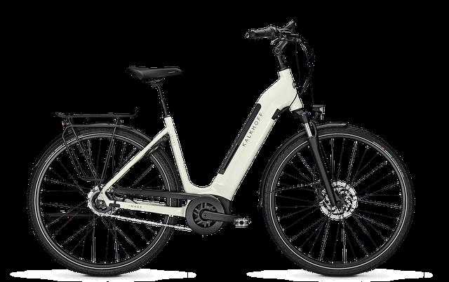 Kalkhoff Elektrofahrrad - Citybike Image - 3.B ADVANCE Tiefeinsteiger 2021 Freilaufnabe // Größe M (50), sofort lieferbar!
