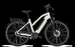Kalkhoff Elektrofahrrad - Citybike Image      3.B ADVANCE Trapezrahmen Freilaufnabe 2021