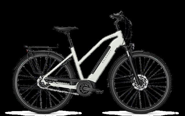 Kalkhoff Elektrofahrrad - Citybike Image - 3.B ADVANCE Trapezrahmen Freilaufnabe 2021