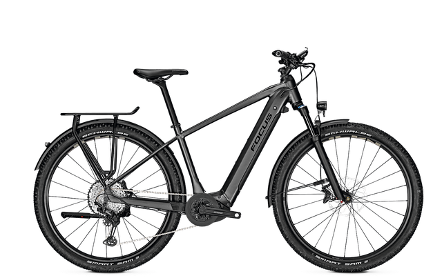 FOCUS E-BIKE ALLROUND AVENTURA - AVENTURA² 6.9 (2021)
