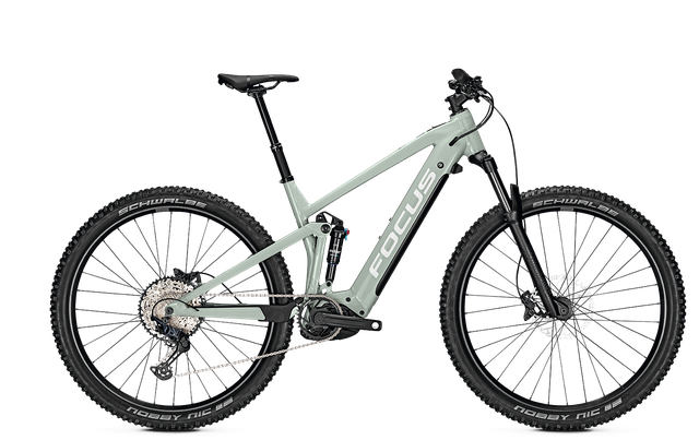 FOCUS E-MTB THRON2 - THRON² 6.8