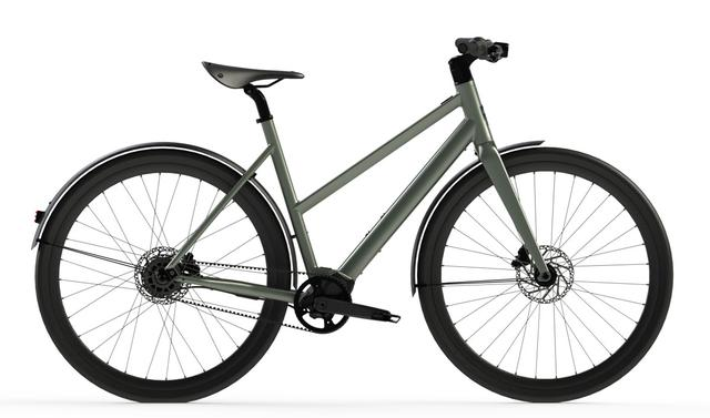 Desiknio Pinion Electric Bike - URBAN COMFORT