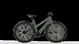 Desiknio Singlespeed Electric Bike      URBAN COMFORT