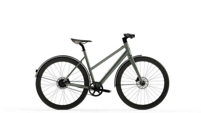 Desiknio Singlespeed Electric Bike - URBAN COMFORT